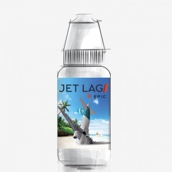 2x Jet Lag 50-50 - Epic Cloud - Bordo2 E-liquide