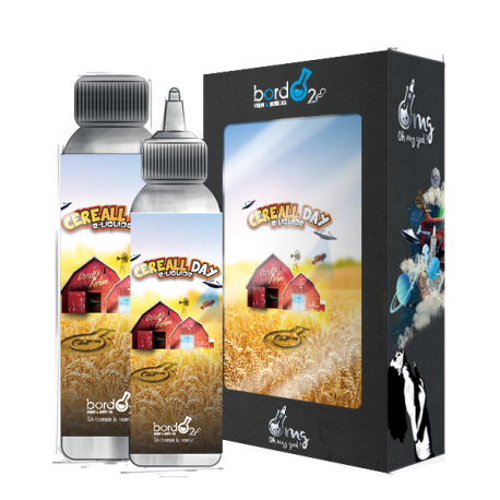 Cereal Day - 100ml - A booster - Bordo2