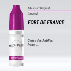 Fort de France 50/50 - Alfaliquid e-liquide.