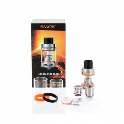 Clearomiseur TFV8 Big Baby - Smoktech Smoktech Atomiseurs