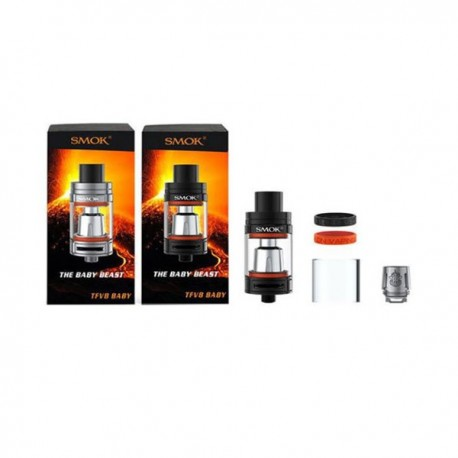 Clearomiseur TFV8 Baby - Smoktech Smoktech Clearomiseurs