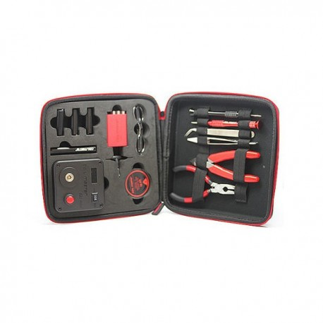 Mallette Coil Master DIY Kit V3 Coil Master Coin des experts