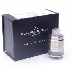 The Flave Tank 22 - Alliancetech Vapor No name Niveau Vapoteur