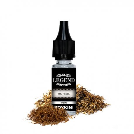 The Rebel - Roykin Legend E-liquide Roykin Roykin