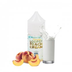 Loopsy Peach Cream - Concentré Vape'n Joy