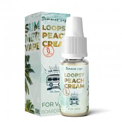 Loopsy Peach Cream 10ml - Vape'n Joy