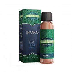 Iroko - 40 ml - Shake & Vape Cloud Vapor Cloud Vapor