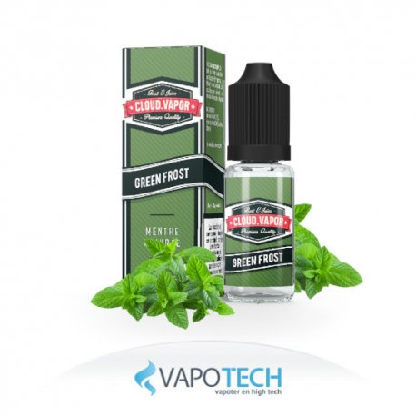 Green Frost - Cloud Vapor Cloud Vapor E-liquides