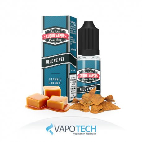 Blue Velvet - Cloud Vapor Cloud Vapor E-liquides