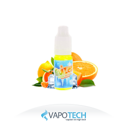 E-liquide Citron Orange Mandarine 10ml - Fruizee