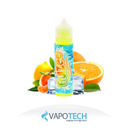 E- liquide Citron Orange Mandarine 50ml - Fruizee